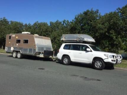 OFF-ROAD KEDRON caravan Sippy Downs Maroochydore Area Preview