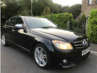 2008 Mercedes-Benz C200 2.1TD Sport 129k bargain of the year £3899 £3899