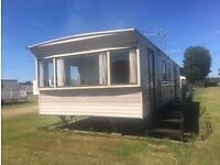 'REDUCED PRICE SALE' CHEAP STATIC CARAVAN' NORTH SHORE HOLIDAY PARK SKEGNESS' SITE FEES INCLUDED