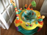 Bright Stars playcentre for babies - excellent condition