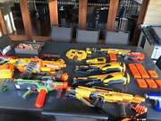 Nerf Gun Collection Wooloowin Brisbane North East Preview
