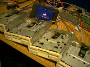 3 INCH FLOPPY DRIVES