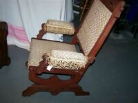 Childs size rocking chair