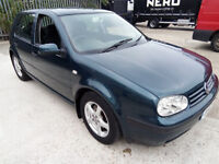 VW Golf 1.9 TD - spares or repair - MOT till 1/17