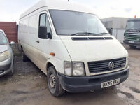 2005 55 Plate Volkswagen Crafter 2.5 TDI ONLY 97K LT35 LWB 109 BHP Spares Or Repairs Non-Runner