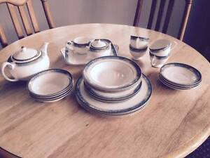 Wedgwood Bone China Curzon pattern dinning set. Woombye Maroochydore Area Preview
