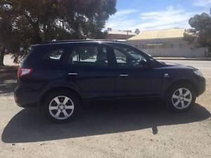 2007 Hyundai Santa Fe Wagon Broken Hill Central Broken Hill Area Preview