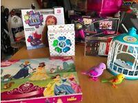 Huge bundle of brand new girls toys