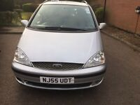 Reliable, regularly serviced Ford Galaxy for sale