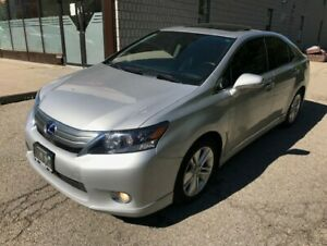 *STOP HERE*2011 Lexus HS 250h/No Accident/Hybr/ Fully Loaded pkg