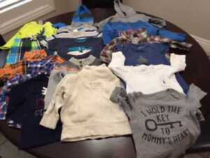 Gently Used Children's Clothing 12-18 Months