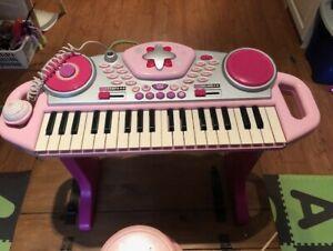 Jouet : Piano -Orgue - DJ table - Effets Spéciaux!
