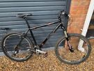 Kinesis XC-2 Hardtail Mountain Bike: Shimano XT and Mavic wheels, plus extras