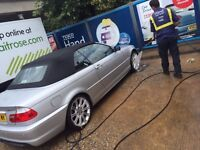 !!! BMW 318 CI E46 3 SERIES CONVERTIBLE cabriolet 2004 !!! NOT M3 330 325 320d 318ci Mercedes class