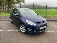 2013 Ford C-MAX ZETEC MPV Petrol Manual