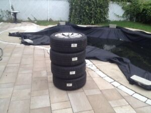 BMW Mags Original  and Tires Pirelli Sotto Zero 225/50/R17