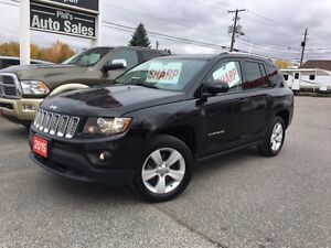 2015 Jeep Compass NORTH EDITION 4X4 // FOR ONLY $18 995!!