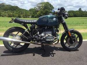 1990 BMW R100 RS CAFE RACER MOTORCYCLE Byron Bay Byron Area Preview