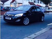 Vauxhall Astra 1.6 i VVT 16v SE 5dr-Automatic (2011)-HPI Clear-Quick sale