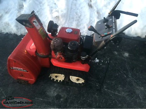 9/28 Honda blower will deliver if get full asking price.