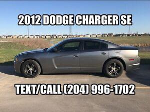 2012 Dodge Charger SE $14,500 OBO