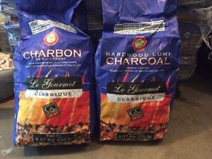 Premium HardWood Lump Charcoal !!