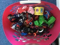 Boys and girls toys - job lot