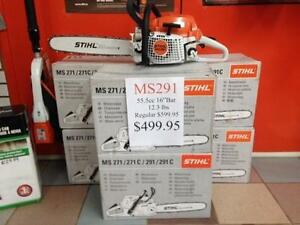 Stihl MS291 On Special at DSR