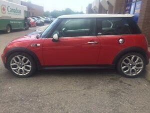 2006 MINI Mini Cooper S Rallye Coupe (2 door)