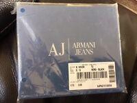Mens Wallet Armani Jeans 06V2H Brand New *Sealed* Genuine