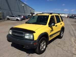 Chevrolet Tracker ZR-2.2003.4X4.automatique.A/C