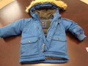 Gently Used Children's Clothing 12-18 month winter coat