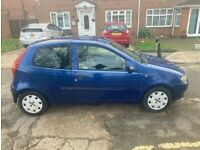 FIAT PUNTO 1.2 / ONLY 60225 Genuine miles, 1 YEAR FULL MOT, CHEAP ON FUEL AND INSURANCE ONLY £925