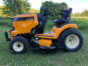 CUB CADET EARLY BIRD PRE TARIFF SALE ON NOW!  SLX50 Lawn tractor,  fuel injected, 50 Deck!