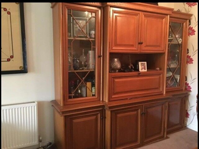 Display cabinetry sold