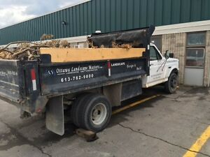 1994 Ford F-550 dump Other (in Ottawa Ont.)