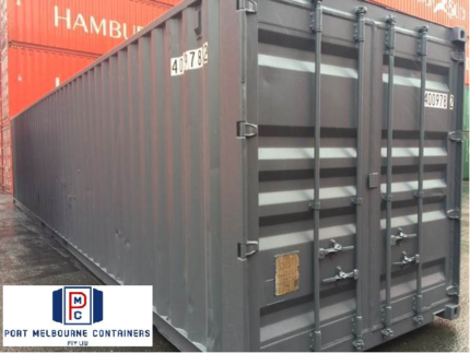 40ft Shipping Container Includes Delivery to Ballarat Ballarat Central Ballarat City Preview