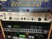 TL Audio 5050 Ivory MK2 Valve Mic/Line Pre GREAT VINTAGE SOUND!