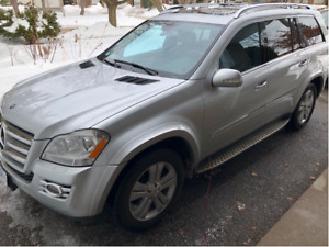 Reduced Price 2008 Mercedes GL550