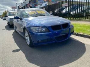 2006 BMW 320i Blue Automatic Sedan Campbellfield Hume Area Preview