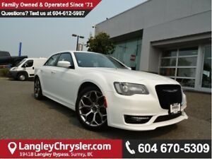 2017 Chrysler 300 S *ACCIDENT FREE*ONE OWNER*LOCAL BC CAR*