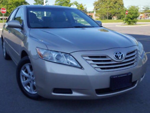 Toyota camry 2007 , Low KM and Perfect Condition