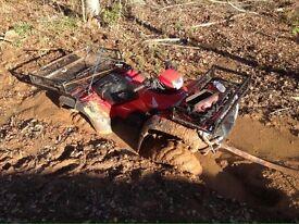 Honda 500 farm quad fm or fe *wanted*