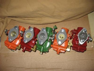 Tractor Carburetor Carb Rebuilding Service Ihc Farmall Ford Allis Oliver Deere