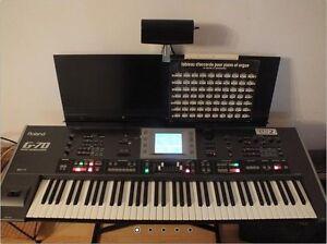 Nouveau prix - Clavier Roland G-70