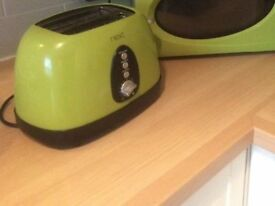 NEXT Pastel Collection 2-slice Toaster