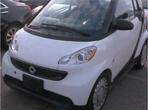 2015 Smart Fortwo Passion with navigation
