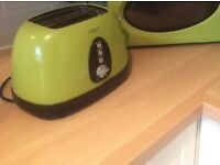 NEXT 2-slice green Toaster