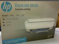 Bearly used wireless HP printer for sale