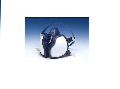 Atemschutzmaske 4255 Schutz Pulver Dämpfe Klasse FFA2P3D
